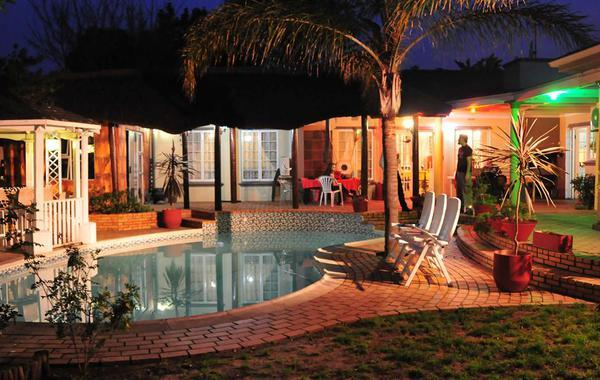 Pool and Garden View Rooms