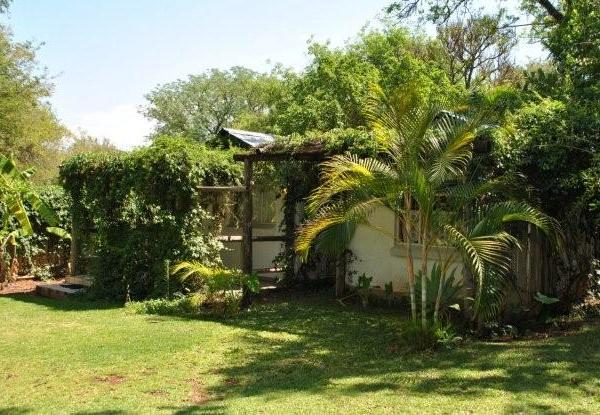 Garden Double Cottage Self-catering