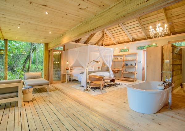 Luxury Forest Suite (Timber Honeymoon)