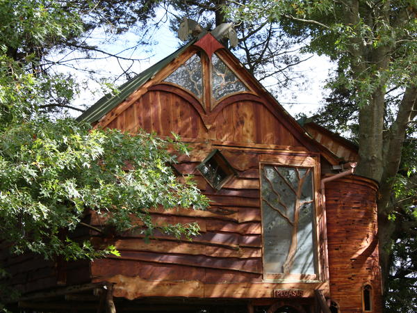 Pegasus Treehouse