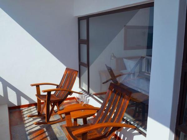 Room 4 Sea facing room with balcony