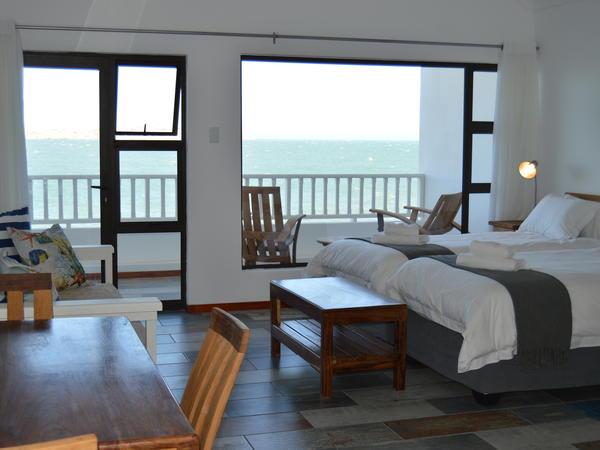 Room 5 Sea facing room with balcony