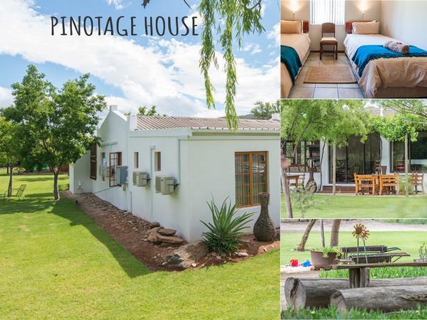 Pinotage House