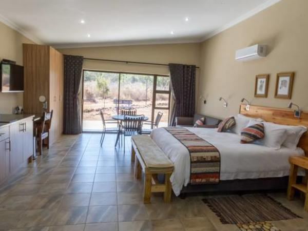 Luxury Self-catering Units