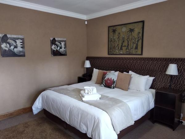 Self-catering Unit - King/Twin