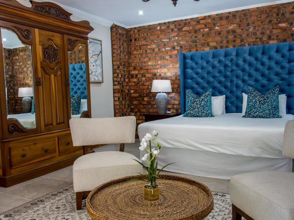 Luxury King suite 1