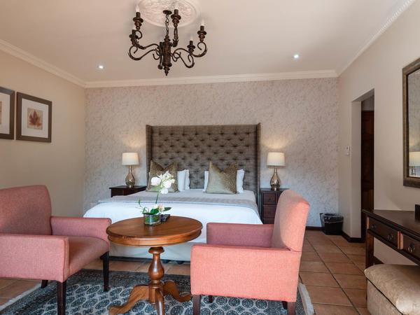 Luxury King suite 2