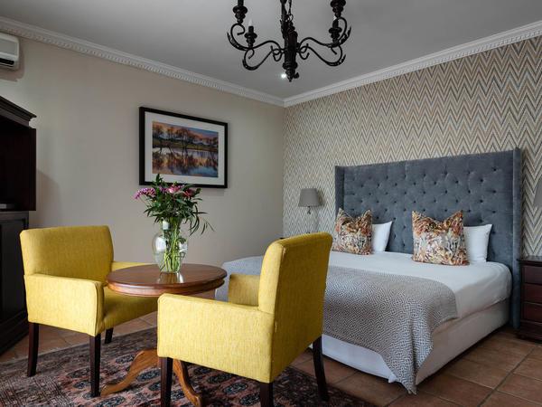 Luxury King Suite 4