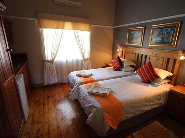Double Twin Rooms