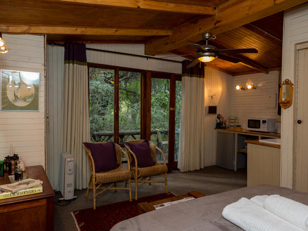 Rustic Wooden Cabin