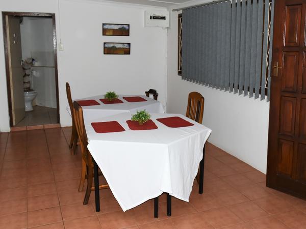 Large 4 Bedroom Flat