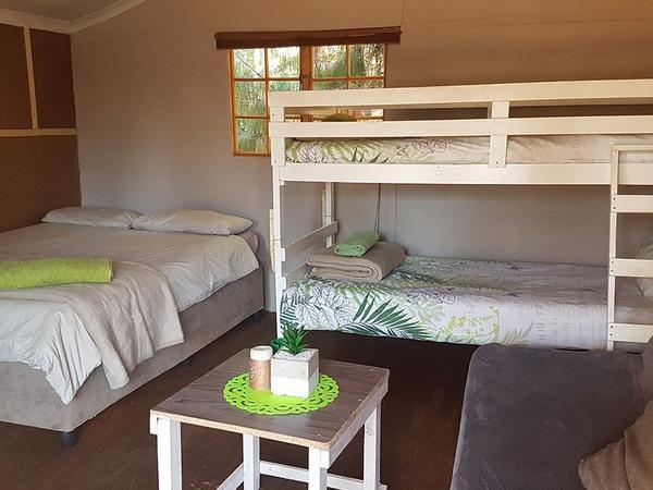 4 Sleeper Basic Cabin