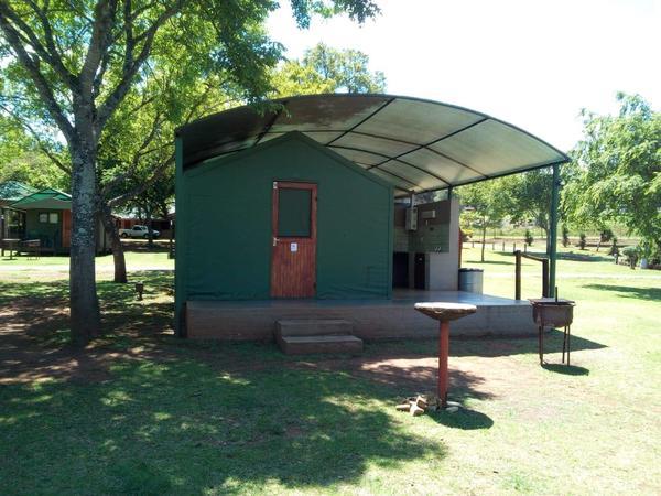 Safari En Suite Double Bed Tents