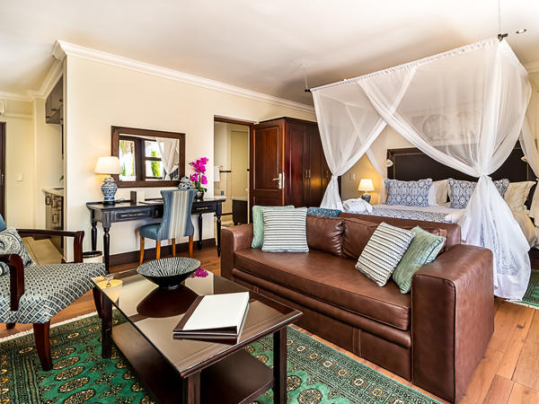 Luxury Suites:Disabled Rooms