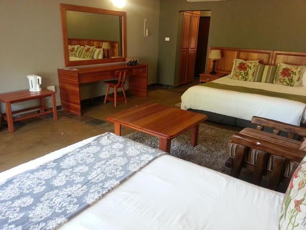 Luxury Room 4 Sleeper