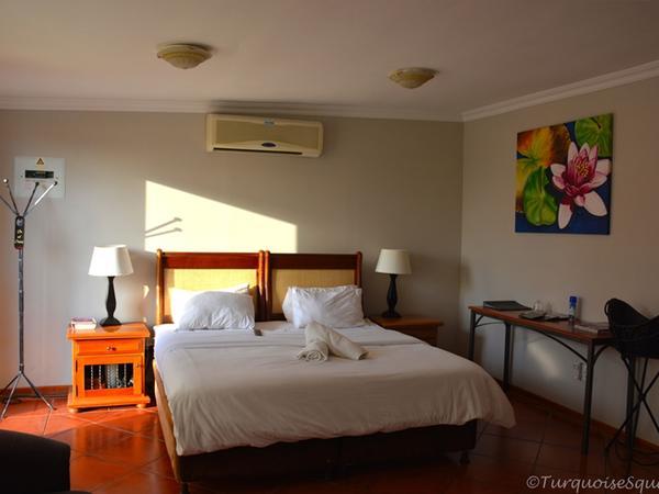 Luxury Lodge Room with Jacuzzi