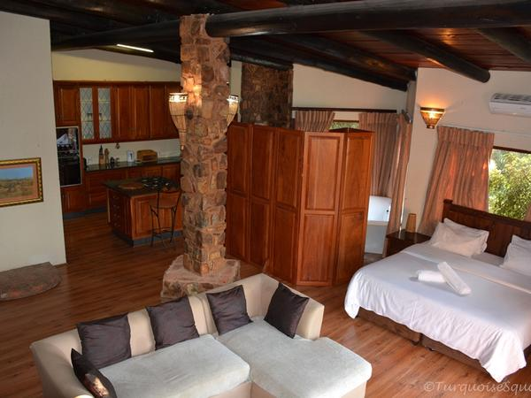 Self Catering Executive Suite