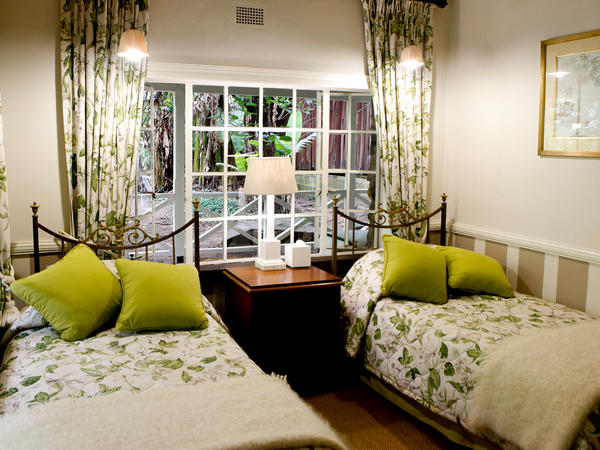 Standard TWIN Room - Cottage