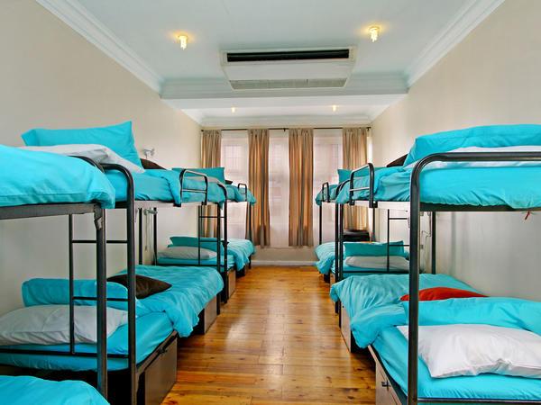 female's 12 Sleeper Dorm