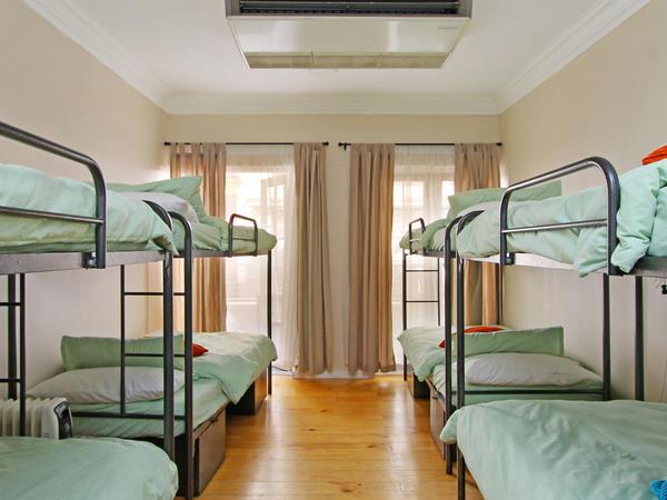male's 10 Sleeper Dorm