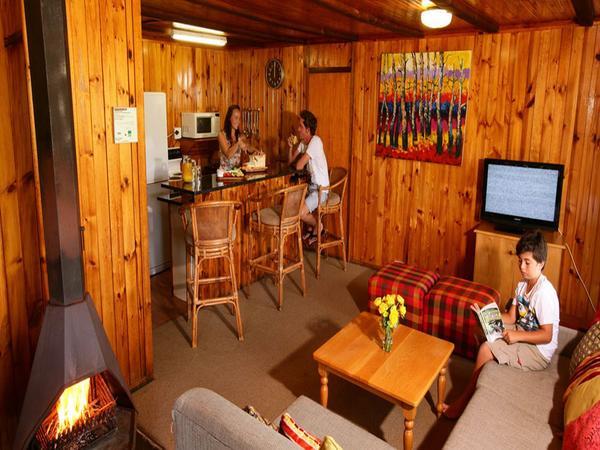 2 Bedroom Log Cabin