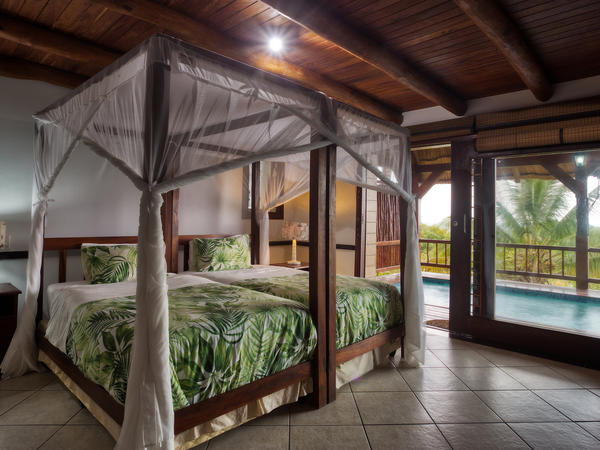 1 x 8 sleeper Villa - Bonito / Villa 4