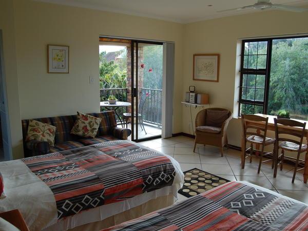 MOUNTAIN SUITE 2 single beds,bath,shower
