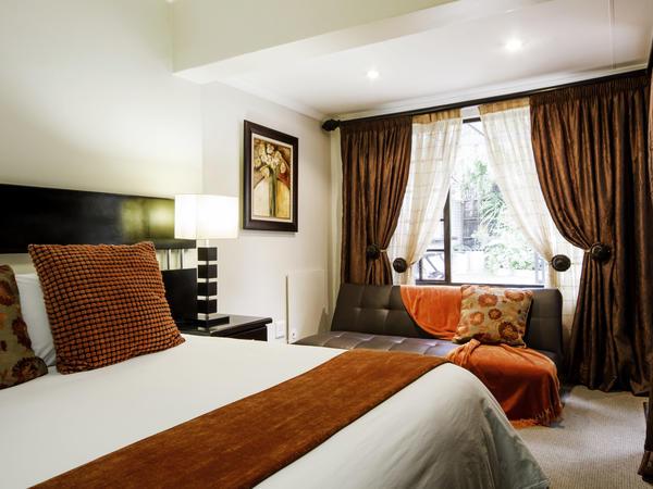 Room 1 - Luxury King Suite