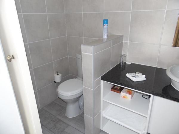 Standard Double room. En-suite with Fan