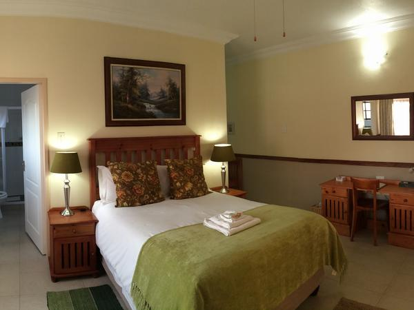 Self-Catering Standard Double room