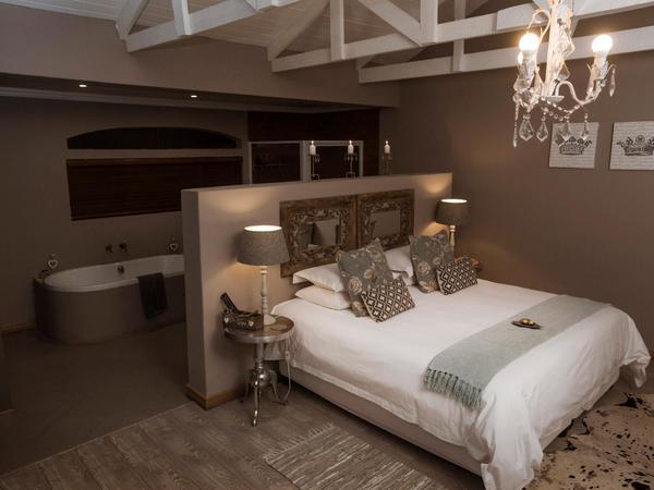 Luxury Double or Twin Beds