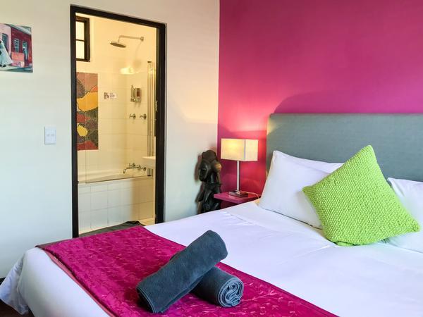 Cerise room