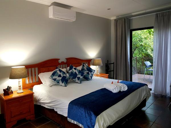 Room 3 Double Bedroom/Shower A/c
