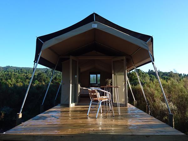 Luxury En-suite Safari Tents