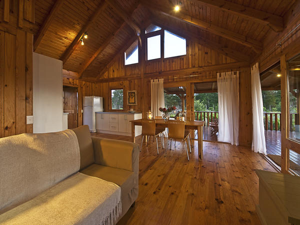 Luxury Self Catering Chalet
