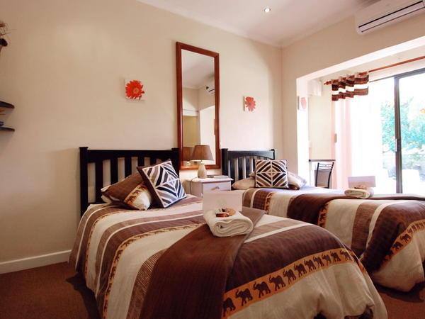 Luxury Twin bedrooms