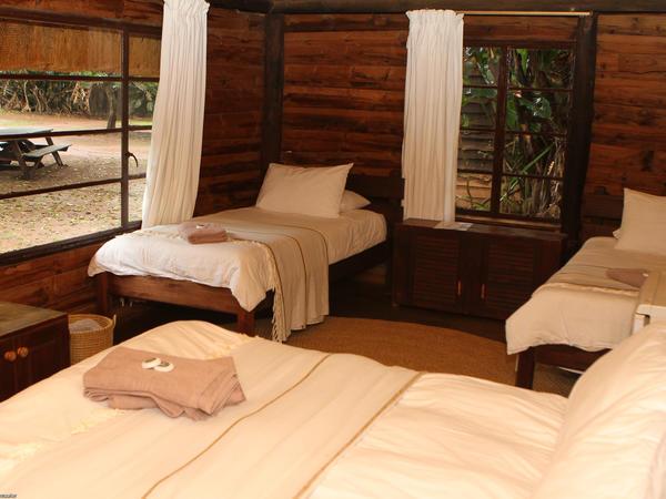 Family Wooden Hut