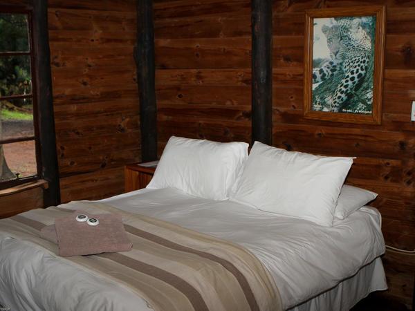 Double Wooden Hut