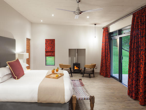 Deluxe rooms river view
