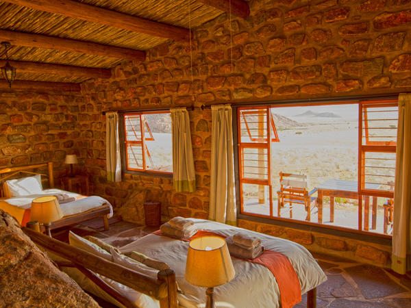 Double Bed Chalet