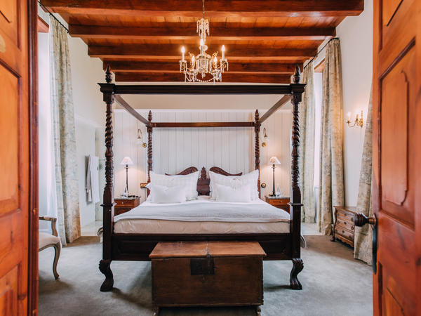 Manor House : Luxury Double Room