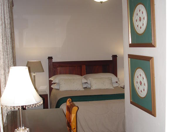 Standard Double Room double bed