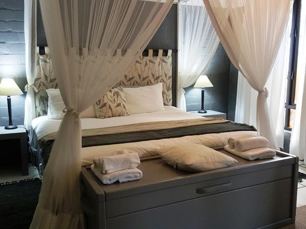 Ground Floor: 1 Bed Apartment Terrace