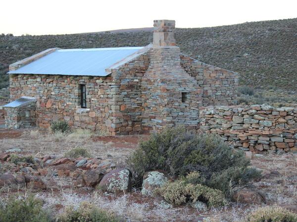 Saffraan Cottage