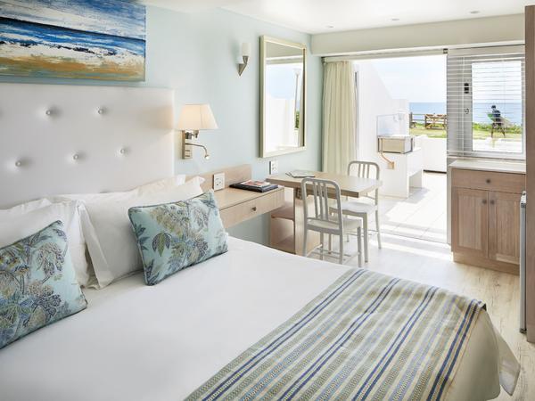Sea View Hotel Room