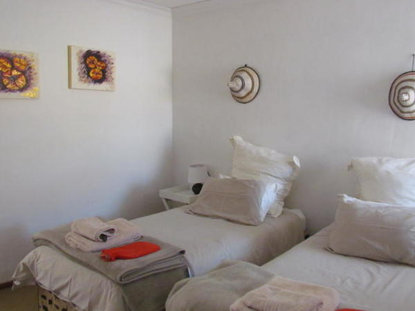 2 Sleeper apartment - single beds