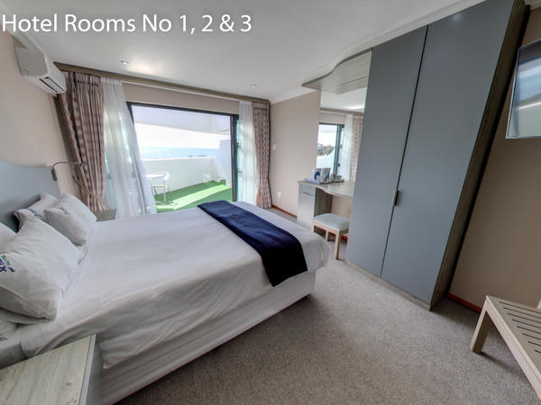 Sea Facing Rooms Double