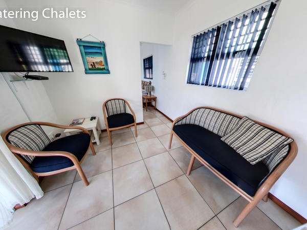 Self-Catering Chalets - Sleeps 2