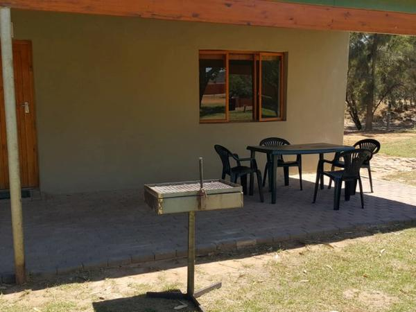 Self-Catering Chalet - 5 Pax
