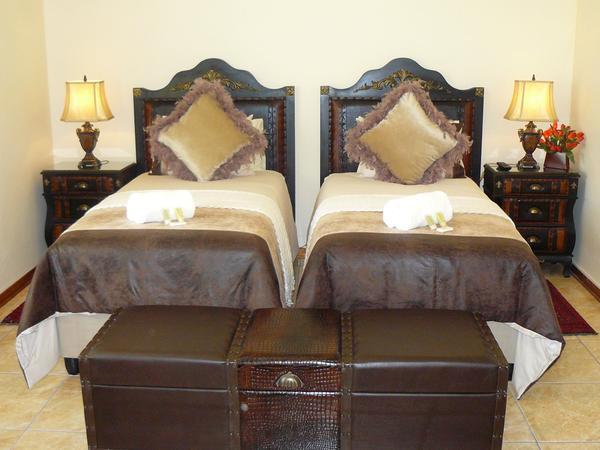5. Luxury Room